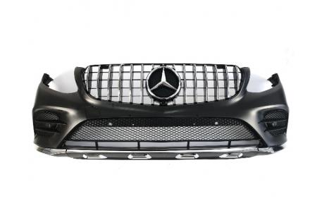 Бампер передний  Mercedes GLC-Class X253