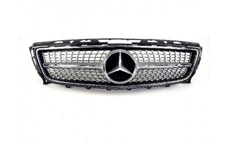 Решетка радиатора Mercedes CLS-class C218