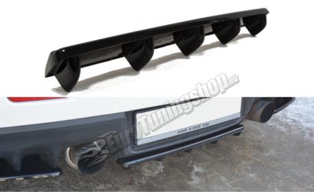 Накладка задняя Mitsubishi Lancer X