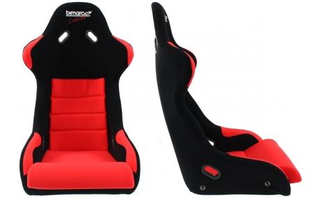 Сиденья Bimarco Cobra II Black/Red