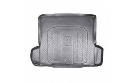 Коврик в багажник Citroen C3