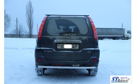 Защита задняя Nissan X-Trail T31