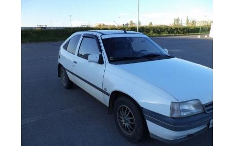 Дефлекторы окон Opel Kadet E
