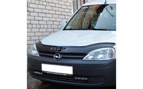 Дефлектор капота Opel Corsa C