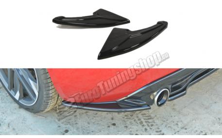 Накладка задняя Peugeot 308