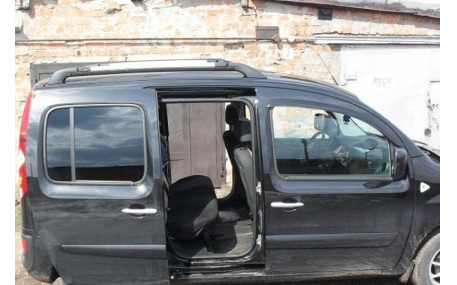 Дефлекторы окон Renault Kangoo