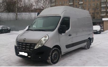 Дефлекторы окон Renault Master