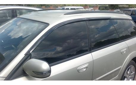 Дефлекторы окон Subaru Outback