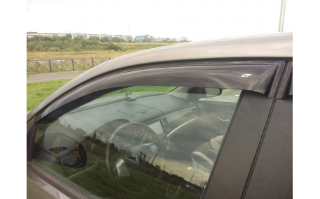 Дефлекторы окон Volkswagen Golf 2