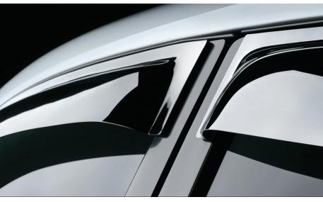 Дефлекторы окон Daewoo Matiz