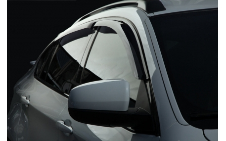 Дефлекторы окон Nissan Tiida