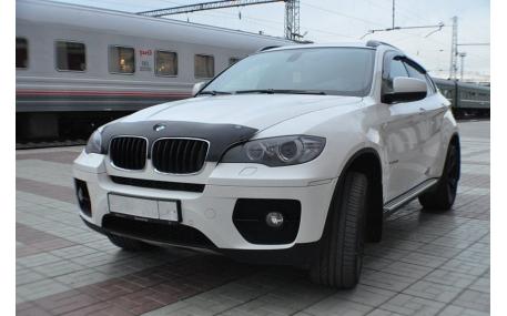Дефлектор капота BMW X5/X6