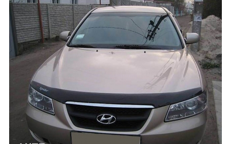 Дефлектор капота Hyundai Sonata NF