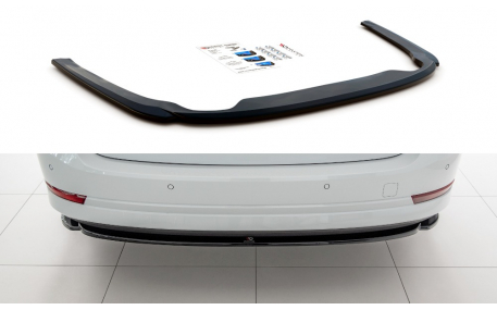 Накладка задняя Skoda Octavia A8