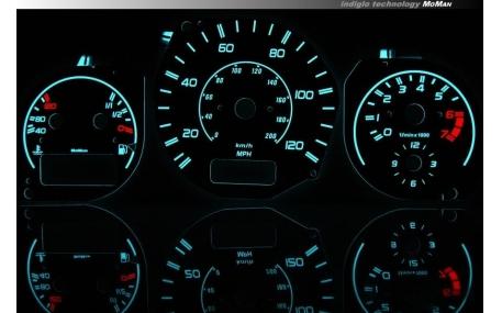 Шкалы приборов Volkswagen LT