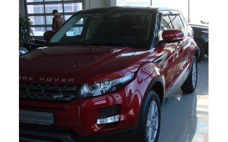 Дефлекторы окон Range Rover Evoque