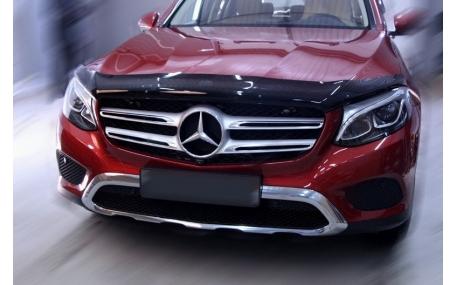Дефлектор капота Mercedes GLC-Class X253