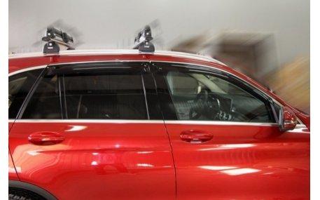 Дефлекторы окон Mercedes GLC-class X253