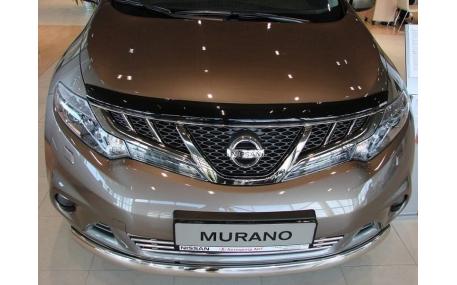 Дефлектор капота Nissan Murano