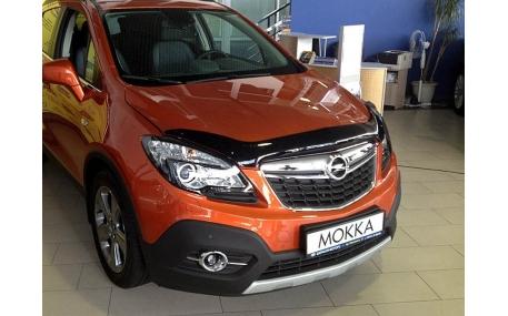 Дефлектор капота Opel Mokka