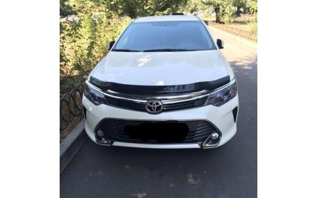 Дефлектор капота Toyota Camry V55