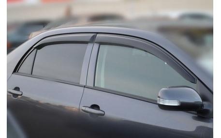 Дефлекторы окон Toyota Corolla
