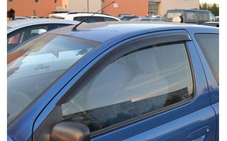 Дефлекторы окон Toyota Yaris