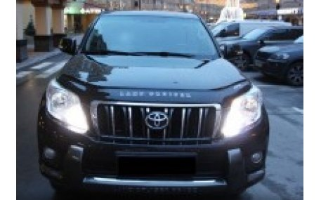 Дефлектор капота Toyota Land Cruiser Prado 150
