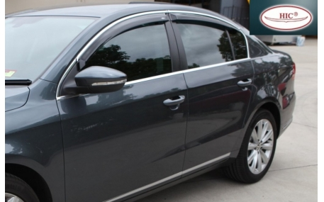 Дефлекторы окон Hyundai Sonata LF