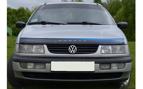 Дефлектор капота Volkswagen Passat B4