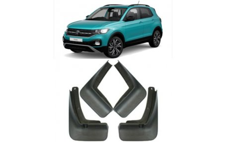 Брызовики Volkswagen T-Cross