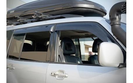 Дефлекторы окон Mitsubishi Pajero Wagon