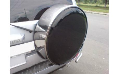 Чехол запасного колеса Mitsubishi Pajero Wagon