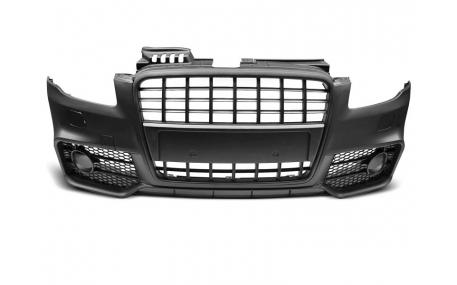 Бампер передний Audi A4 B7