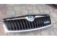 Бампер передний Skoda Octavia A5