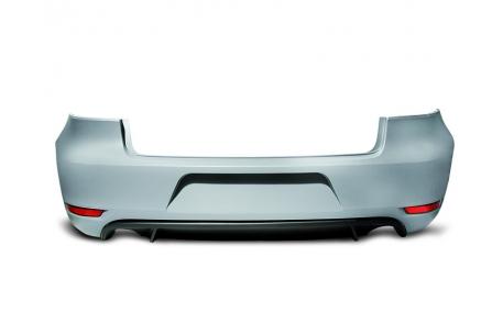 Бампер задний Volkswagen Golf 6