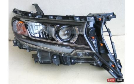 Фары передние Toyota Land Cruiser Prado 150